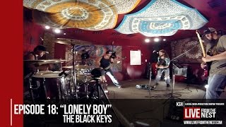"Live From The Nest | Episode 18: ""Lonely Boy"" - The Black Keys"