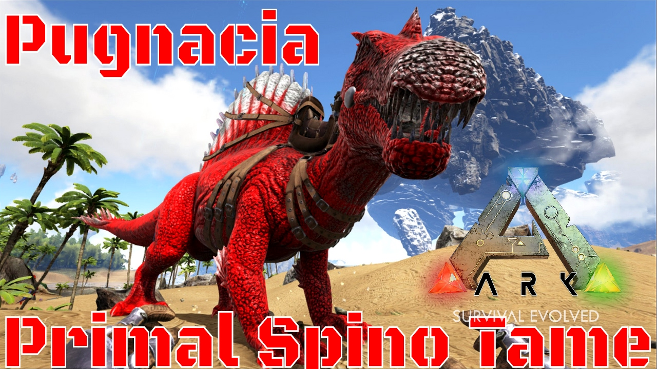 Ark primal spino tame leveling and lag hell fix youtube ark primal spino tame leveling and lag hell fix malvernweather Images