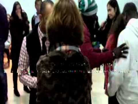 Christmas Party Damascus Syria 2013 04