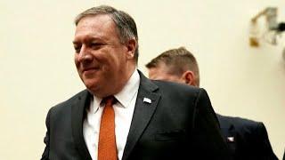 """Pompeo """"hopeful"""" about U.S.-North Korea summit"""