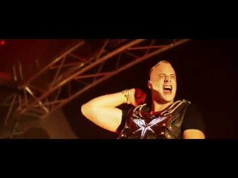 Donkey Rollers - Chaos (Radical Redemption Remix) (Official Videoclip)