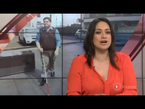 Kāpō Māori fight to change views and stigma on using cane