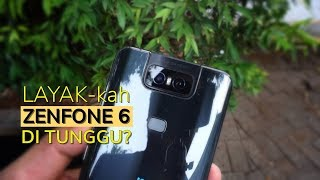 Review Asus Zenfone 6 Indonesia Zs630kl In-bahasa