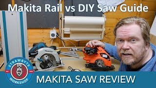 Video Makita Circular Saw Review | Guide Rail vs DIY Saw Guide | HS7601J/2 download MP3, 3GP, MP4, WEBM, AVI, FLV Juni 2018