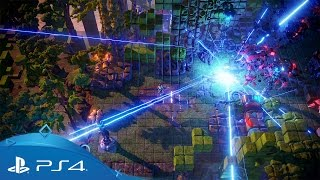 Nex Machina | Gameplay Features | PS4