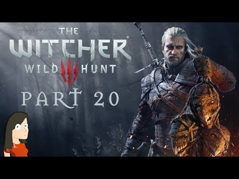 The Witcher 3: Wild Hunt | Blind PC Let's Play | Part 20 - Priscilla