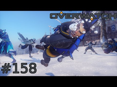 "Overwatch with Flik | Episode 158 ""Winter Wasteland"""