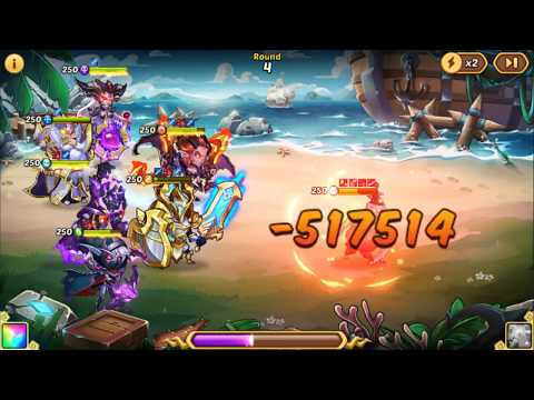Idle Heroes - Don't pity the 250 Fool