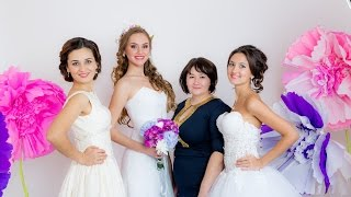 Backstage мастера по прическам и макияжу Лилии Бакировой (г. Лениногорск)