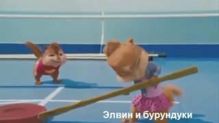 Клип:Элвин и бурундуки (я монстр)