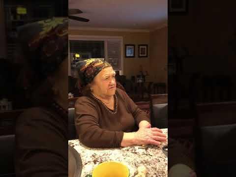 Italian Grandma Has Trouble Pronouncing Dog Names