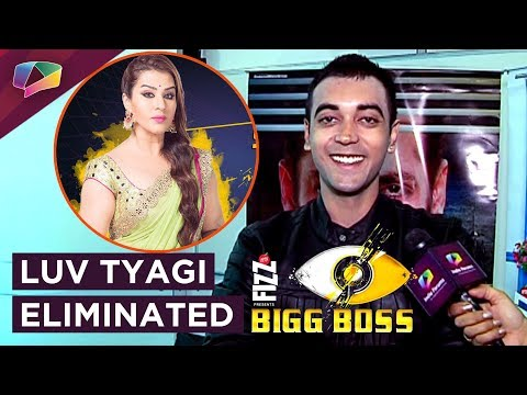 Luv Tyagi says Shilpa Means More To Me Than Hina Does | Bigg Boss 11
