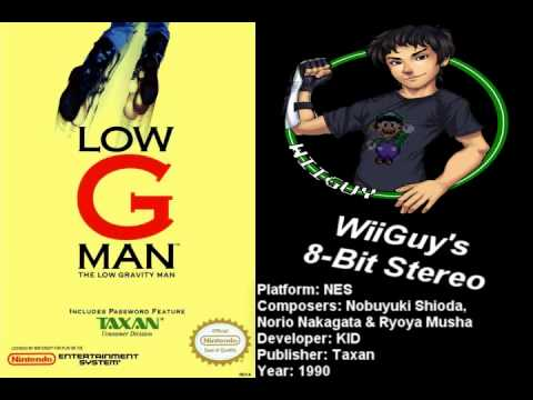 Low G Man: The Low Gravity Man (NES) Soundtrack - 8BitStereo