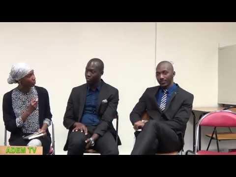 Faire Avancer: Les conditions de vie des Etudiants Africains en France (Partie 1/2)