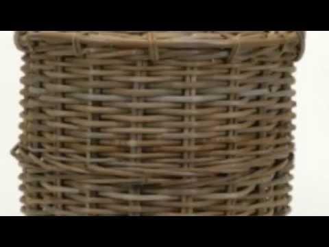Wicker Laundry Basket I Wicker Laundry Baskets