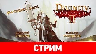 Divinity Original Sin 2 Два сапога пати запись