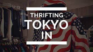 DOPE THRIFT FINDS IN TOKYO