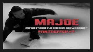 Baixar Majoe 👊🏼 AUF DIE FRESSE FLIEGEN BEIM SNOWBOARDEN 👊🏼 Fantreffen #4