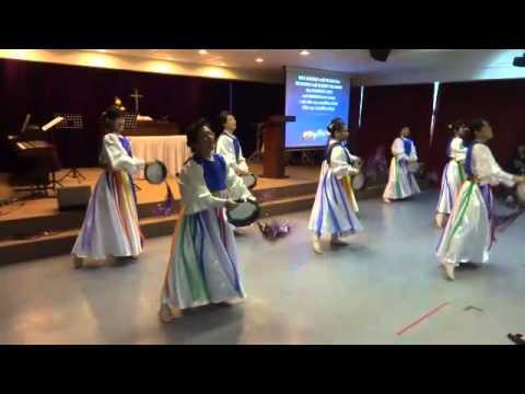AS DAVID DID (Tambourine Dance) - YouTube