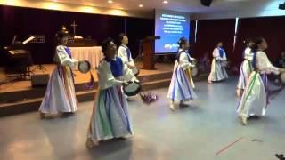AS DAVID DID (Tambourine Dance)