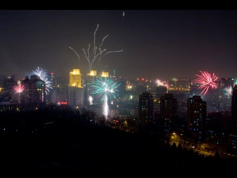 LIVE: Beijing - New Year celebrations