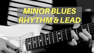 Скачать How To Mix Rhythm Lead On A Minor Blues Guitar Lesson