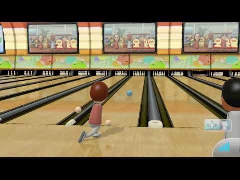 Liveplay - Wii U - Wii Sport Club - Bowling Vs. Tyrannus