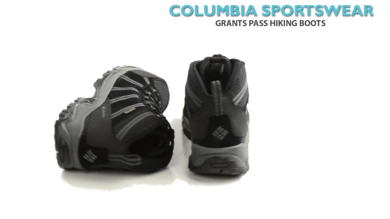 Columbia Sportswear Grants Pass Hiking