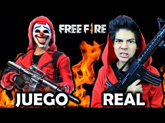 ¡Soy un DESGRACIADO en FREE FIRE! - [ANTRAX] ☣