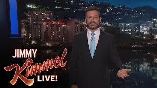 Jimmy Kimmel on James Comey Firing