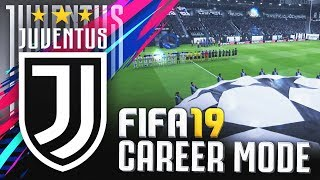 FIFA 19 JUVENTUS CAREER MODE - CHAMPIONS LEAGUE SEMI FINALS! #11