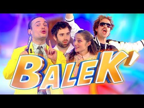 Balek - Des gifles et des lettres
