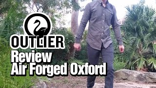 Outlier Air Forged Oxford Review