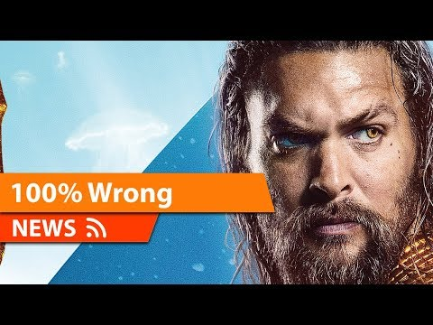 I WAS WRONG About Aquaman & I'M GLAD I was Proven Wrong