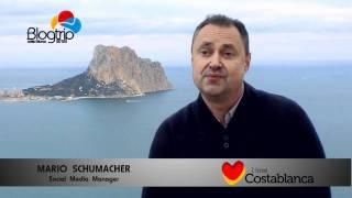Conferencia: Viajeros Del Mundo 2.0, El 12 De Mayo En Calpe - Blogtrip Costa Blanca 2012