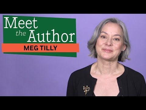 Meet the Author: Meg Tilly (SOLACE ISLAND)