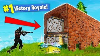 EPIC LOOT TUNNEL TRAP In Fortnite Battle Royale! thumbnail