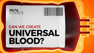 Can We Create Universal Blood?