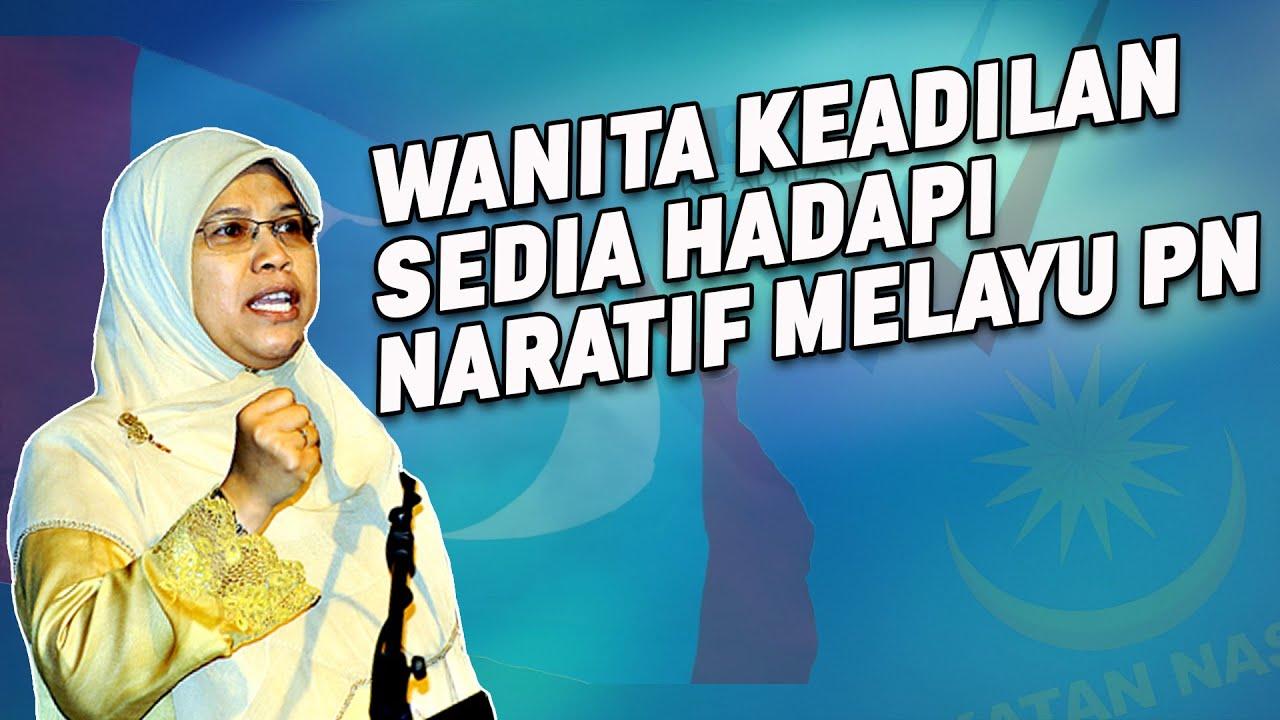 Wanita KEADILAN Sedia Hadapi Naratif Melayu PN