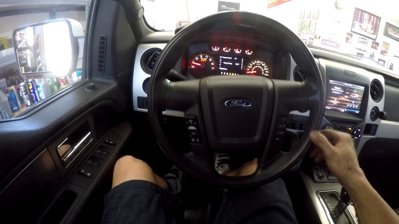 How To Adjust Steering Box On Ford F 150 Or Svt Raptor