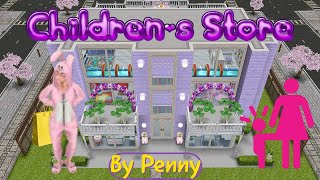 The Sims Freeplay:👬CHILDREN'S STORE👭By Penny💎