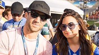 Demi Lovato & Luke Rockhold Dating Confirmed? Make Public Appearance Together
