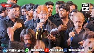 ShiaIndia.com LIVE Vidai Majlis of Anjuman-e-Masoomeen From Bibi Ka Alawa 8th Rabi-Ul-Awwal