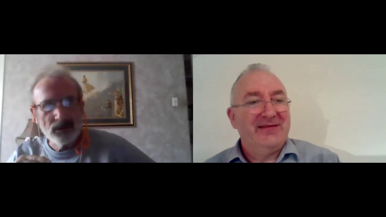 Harvest for the World 3 ~ Spiritual Chat and Music with Pat Nolan and Steven Dean.