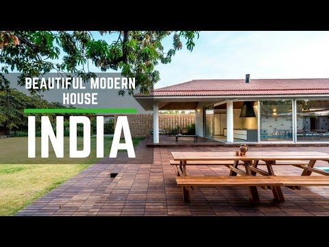 Beautiful Modern House In India - 3 | Design Work Group