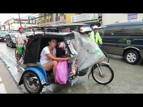A Walk Around Mabalacat City : The Philippines