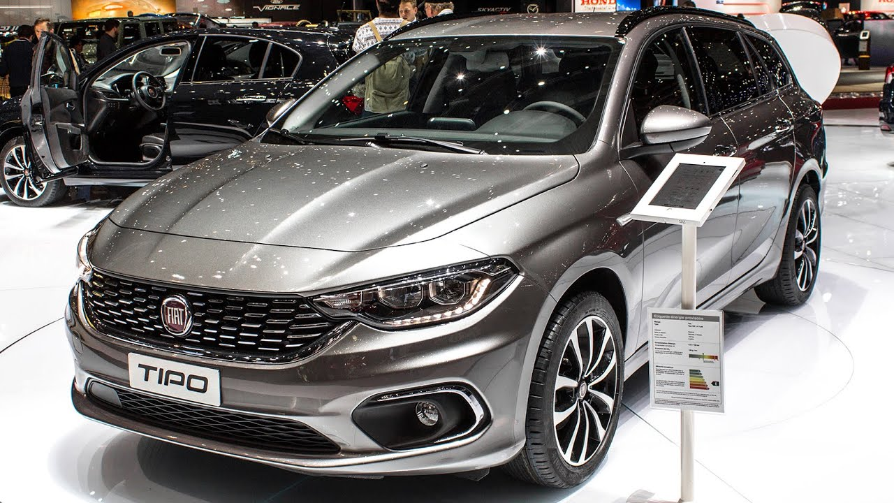 new fiat tipo station wagon geneva motor show 2016 hq youtube. Black Bedroom Furniture Sets. Home Design Ideas