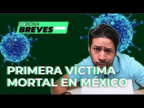 Primer víctima en México | Coronabreves del #Coronavirus EP 05 | Los Pleyers