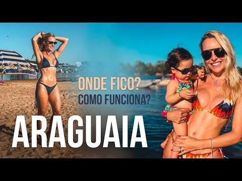 VLOG no ARAGUAIA | Layla Monteiro