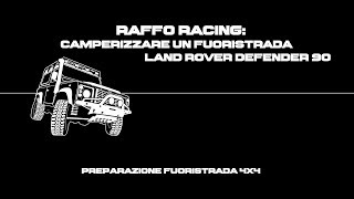 How to build an Extreme 4X4 Offroad vehicle! Camperizzare un fuoristrada 4X4